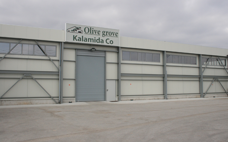 Installations Olive Grove